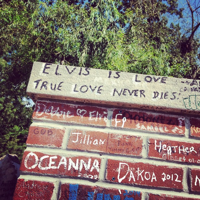 True Love. Graceland.