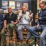 Download John Grisham's tour podcast to hear Ace