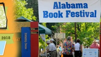 Atkins receives Troy University's Hall-Waters Prize; headlines the Alabama Book Festival